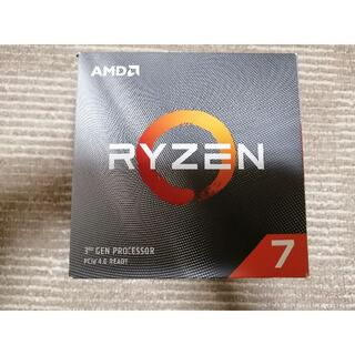 AMD Ryzen 7 3800X with Wraith Prism cool