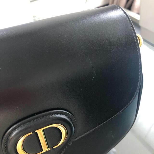 Dior(ディオール)のご専用 中古品 ディオール Dior Bobby ブラック ミディアム レディースのバッグ(ショルダーバッグ)の商品写真