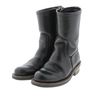 ヒステリックグラマー(HYSTERIC GLAMOUR)のHYSTERIC GLAMOUR ブーツ レディース(ブーツ)