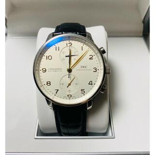 インターナショナルウォッチカンパニー(IWC)のIWC  ポルトギーゼ クロノグラフ (腕時計(アナログ))