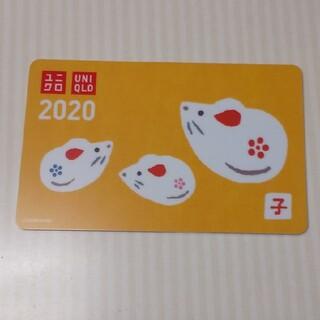 ユニクロ(UNIQLO)の最終値下げ★UNIQLO ギフトカード(ショッピング)