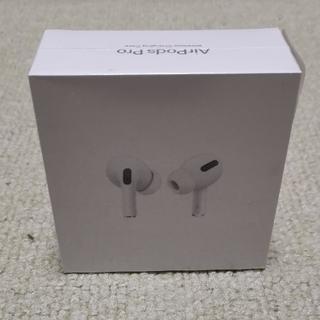 アップル(Apple)のAirpods Pro MWP22J/A 3台セット(ヘッドフォン/イヤフォン)