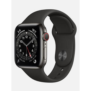 Apple Watch - 【新品未開封】Apple Watch Series6 ステンレス 40mm