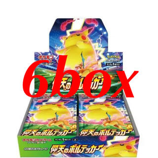 ポケモン(ポケモン)のポケモンカードゲーム 仰天のボルテッカー(Box/デッキ/パック)