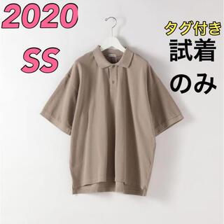 スティーブンアラン(steven alan)のKANOKO SHORT SLEEVE POLOSHIRT-BOX (ポロシャツ)