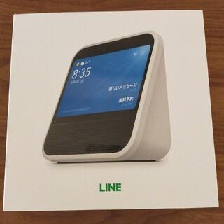 新品未開封 LINE clova desk(ディスプレイ)