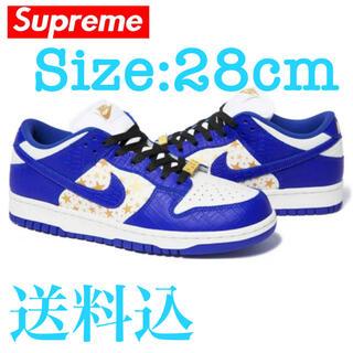 Supreme - 28cm Supreme®/Nike® SB Dunk Low ダンク