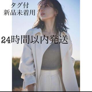 Noble - anuans アニュアンス【即完売商品】新品未着用 トレンチコート アイボリー