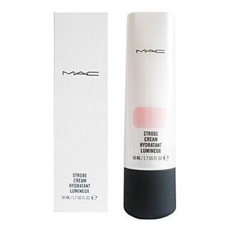 マック(MAC)のM・A・C ストロボクリーム ピンクライト 化粧下地 新品未使用(化粧下地)