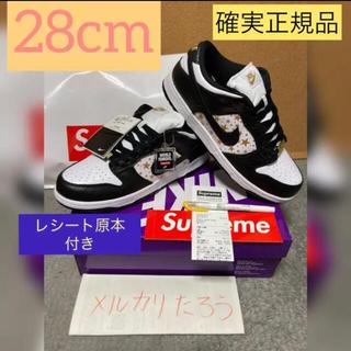 Supreme - 《新品/即発送》supreme × NIKE  sb dunk low