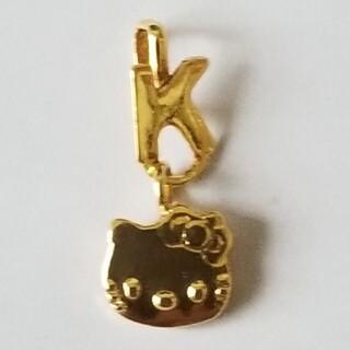サンリオ - HELLO KITTY♡18金ペンダントトップ