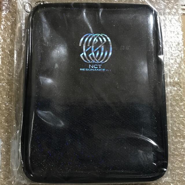 NCT2020 公式グッズ タブレットポーチ NCT127 WayV NCT エンタメ/ホビーのタレントグッズ(その他)の商品写真