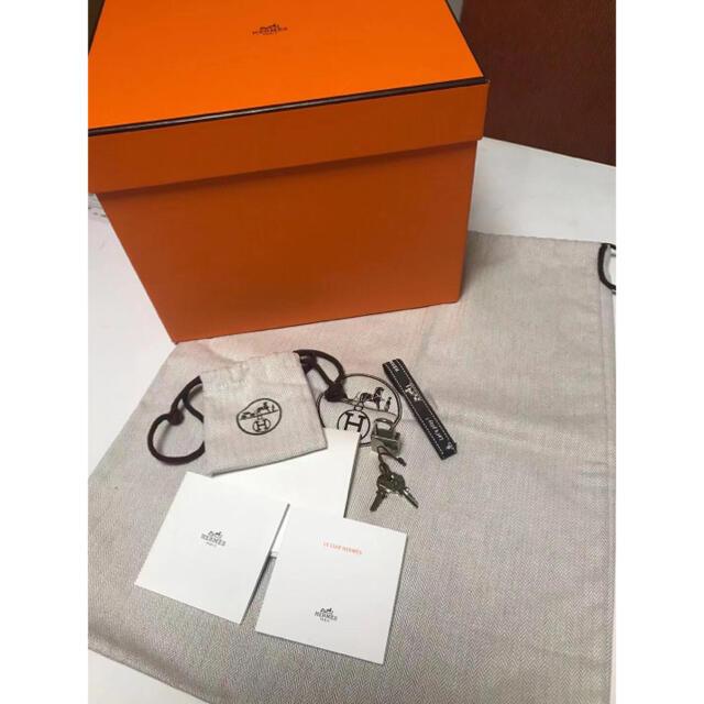 Hermes(エルメス)のエルメス ピコタンロックpm18 オレンジ レディースのバッグ(ハンドバッグ)の商品写真