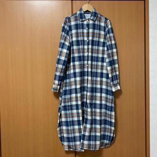 YAECA - ヤエカのシャツワンピース