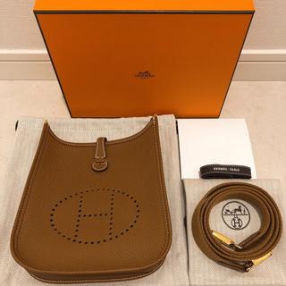 エルメス(Hermes)のm♡様専用 新品 エルメス エヴリン 16 TPM ゴールド ツイリーセット(ショルダーバッグ)