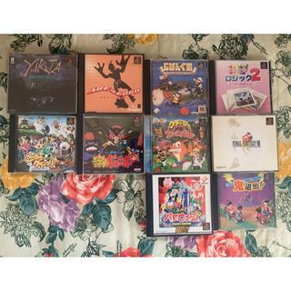 プレイステーション(PlayStation)のプレステ ソフト(家庭用ゲームソフト)