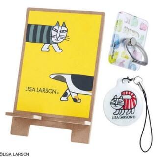 Lisa Larson - リサ・ラーソン猫のスマホ3点セット
