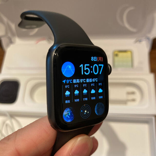 Apple Watch - Apple Watch Series 4 GPSモデル 44mm