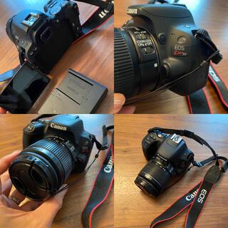 Canon - Canon eos kiss x9