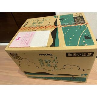 カゴメ(KAGOME)の カゴメ KAGOME つぶより野菜 30本×2箱(その他)