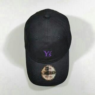 ヨウジヤマモト(Yohji Yamamoto)のY's ニューエラ キャップ (キャップ)