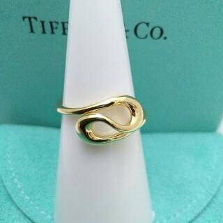 Tiffany & Co. - ティファニーリング 18k 750