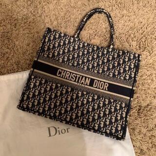 Christian Dior - 超美品 Dior クリスチャンディオール ブックトート