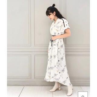 mame - 新品mame2020SS FLOWER PRINTED DRESS、ロキト