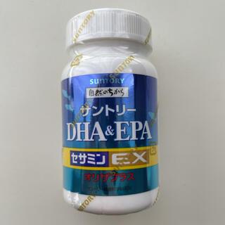 サントリー 自然のちから DHA&EPA+セサミンEX 120錠