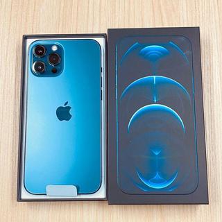 iPhone - iPhone12 Pro Max 512GB Blue 新品未使用