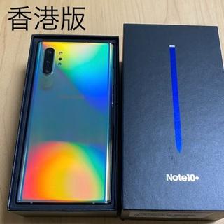 Galaxy - 本日7%3%OFF可★香港版 Galaxy Note 10+★純正LEDケース