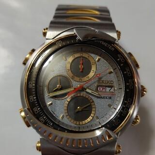 SEIKO - SEIKO the masterpiece mark3 クロノグラフ美品 腕時計