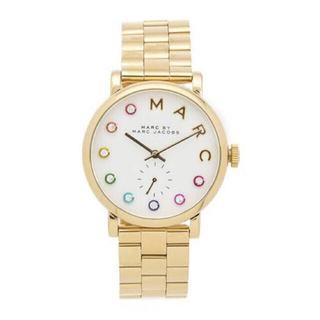 マークバイマークジェイコブス(MARC BY MARC JACOBS)のMARC BY MARC JACOBS ベイカー 腕時計(腕時計)