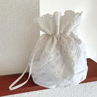 EDIT.FOR LULU - 新品 セシリーバンセン ceciliebahnsen 巾着 バッグ