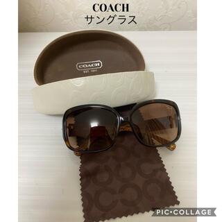 COACH - COACH コーチ スカーレット サングラス