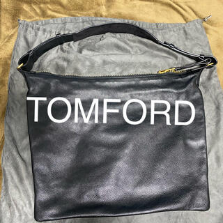 TOM FORD - キムタク TOMFORD ショルダーバッグ ビッグジップ 野口強 テンダーロイン