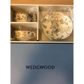 WEDGWOOD - ウェッジウッド スウィートプラム ペア