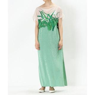 mame - mame kurogouchi * 刺繍ドレス