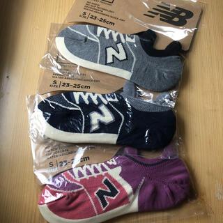 New Balance - ニューバランス ソックス 新品靴下