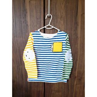 Design Tshirts Store graniph - グラニフ ミッフィー ロンT 110サイズ