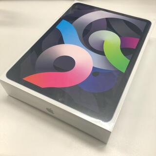 Apple - iPad AIR Apple 第4世代 新品未開封品 スペースグレイ 64GB