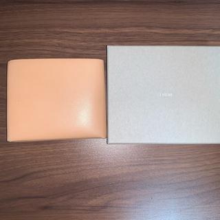 イロセ(i ro se)のirose SEAMLESS SHORT WALLET(折り財布)