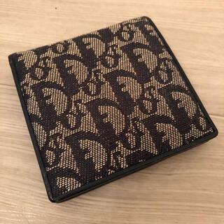 クリスチャンディオール(Christian Dior)の未使用品 Christian Dior トロッター柄 折り財布(財布)