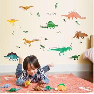 ウォールステッカー ウォールシール  壁シール 恐竜 子供部屋  M34