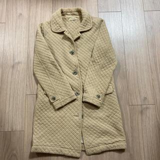 フォーティーファイブアールピーエム(45rpm)のパラスパレス☆キルティングのコート(スプリングコート)
