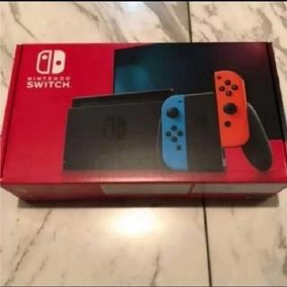 Nintendo Switch - 【新品】Switch 任天堂スイッチ本体 ニンテンドウ ネオン