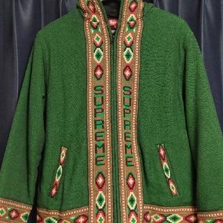 Supreme - シュプリーム Woven Hooded Jacket サイズM