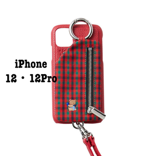 familiar - ajew familiar iPhoneケース 12・12Pro