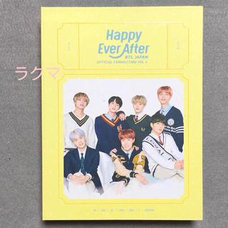 防弾少年団(BTS) - BTS HAPPY EVER AFTER Blu-ray ブルーレイ