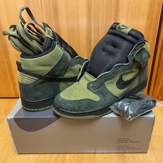 ナイキ(NIKE)の新品 28.5cm Nike Dunk High SB トッドジョーダン(スニーカー)